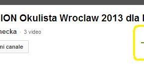 Dziękuję wszystkim. 64.000 wywołań. Okulista Wrocław Perfectvision