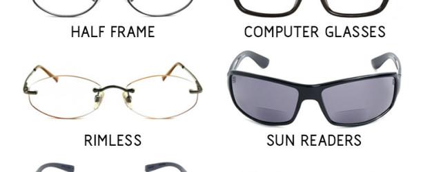 Rodzaje opraw okularowych – Wroclaw