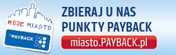 Zbieraj u nas punkty Payback