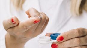 Pielęgnacja soczewek kontaktowych