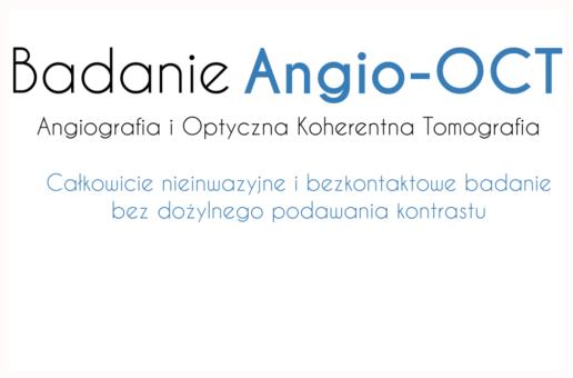 BADANIE ANGIO-OCT